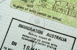 эмиграционная виза в австралию