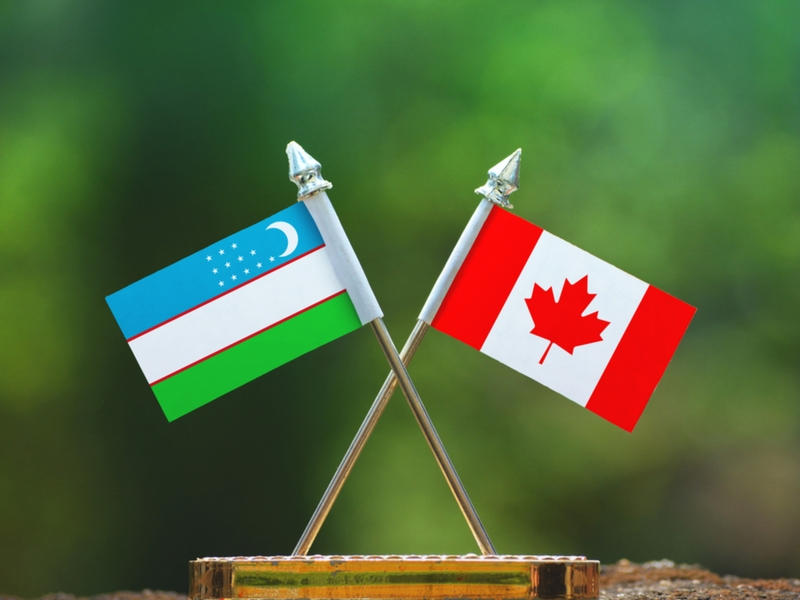 Виза в Канаду для граждан Узбекистана