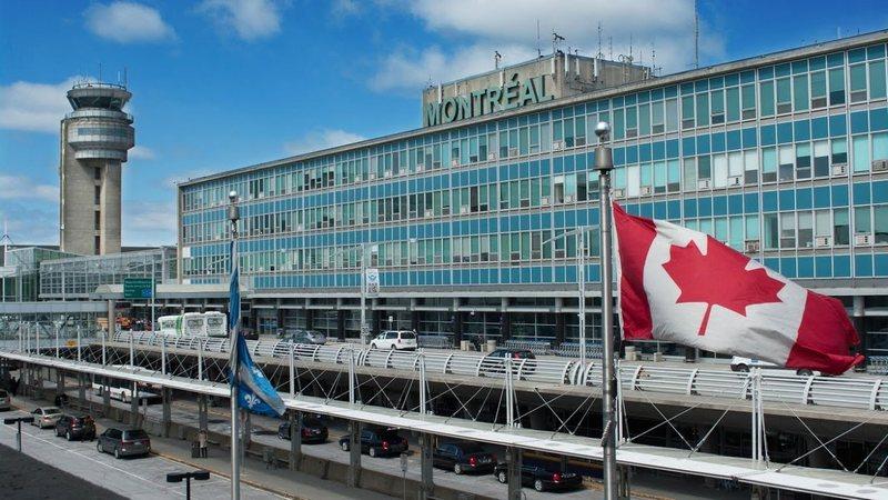аэропорт монреаля