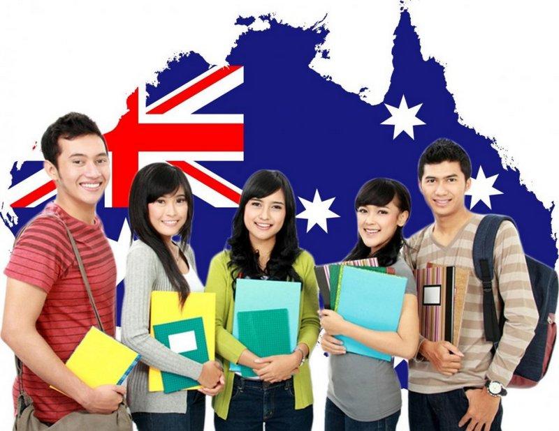 австралия студенты
