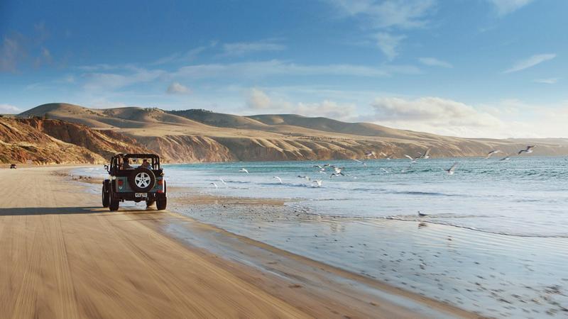 пляж австралия