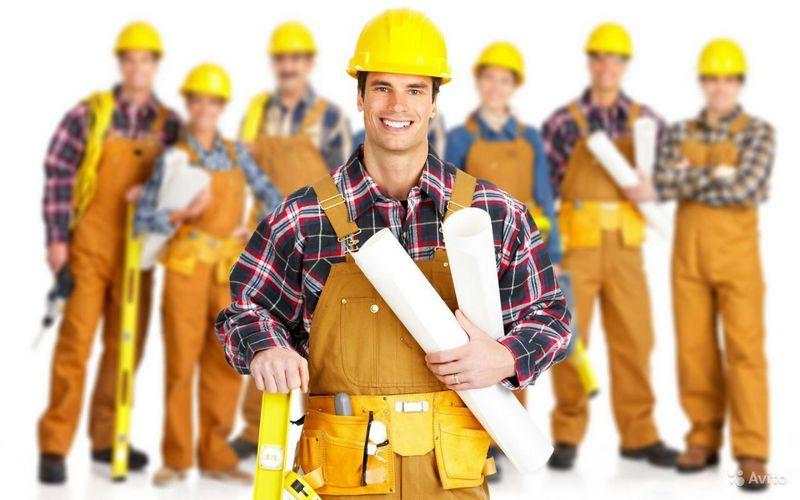 строители в канаде