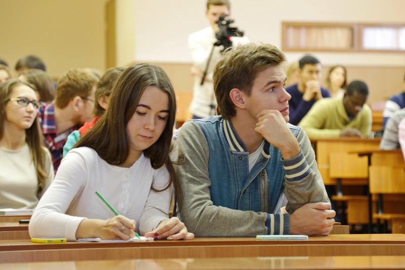 студенты австралийского вуза