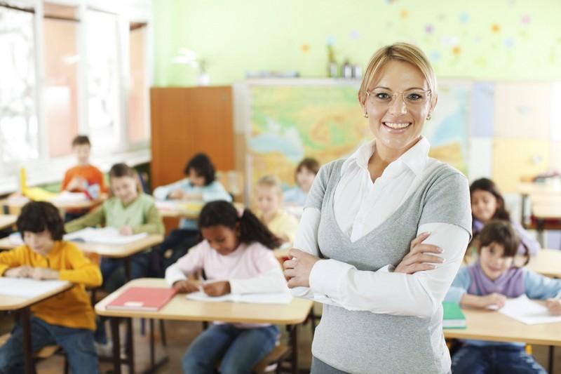 учительница в канаде