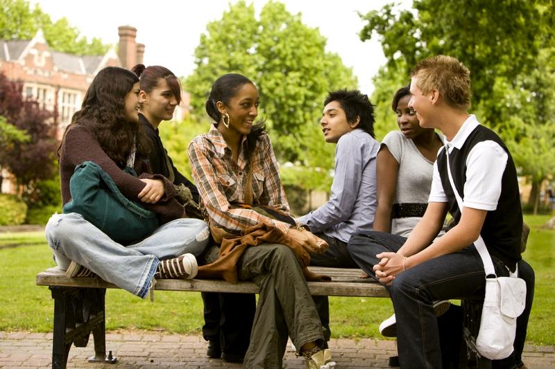 канадские студенты